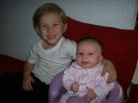 Zander and Lexi
